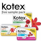 Kotex Choose your Sample