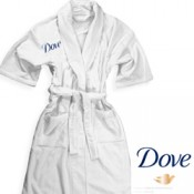 Free Dove Luxury Robe