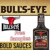 Bullseye Tangy BBQ Sample