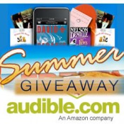 Audio book Giveaway