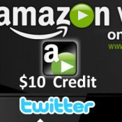 Get Ten Bucks free for Amazon Video.