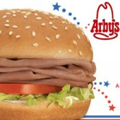Free Arby\'s Jr. Deluxe