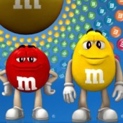 Great M&M\'s Brand Character Vote