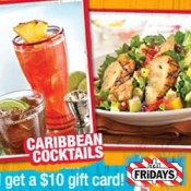Get a $10 gift card