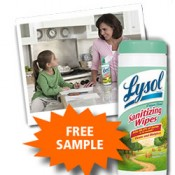 Sanitizing Wipes Samples