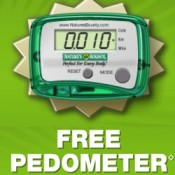 Watch your steps-Free Pedometer