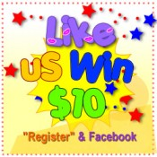 Register & Like Us to Win