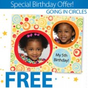 Going In Circles at Walmart Freebie