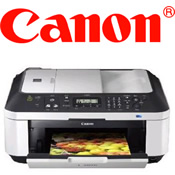 Canon Wireless All-In-One Inkjet Printer $49