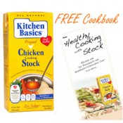 Kitchen Basics has a sweet recipe book freebie