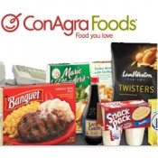 From 7/7/10-10/24/10 Save Big on ConAgra
