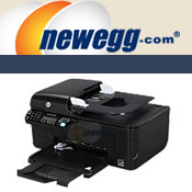 HP Officejet 4500 CB867A All-In-One Color Printer - $69.99  @ Newegg