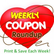 New October coupons! Save BIG!