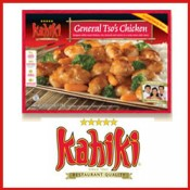 Yummy Kahiki Chinese Food Freebie