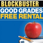 Get a Free Movie From Blockbuster